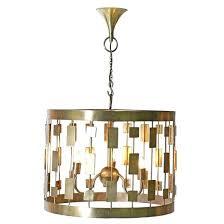 meira gold 3 lamp pendant ceiling light full size