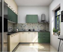 Latest Kitchen Designs Modular Kitchen L Shape I