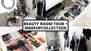 pics of makeup room tour 2016