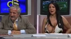 Big natural tits tv anchor women
