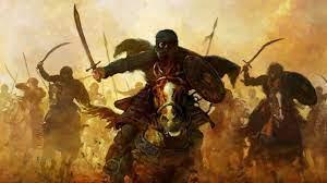 Fantasy warrior desktop wallpaper ...