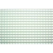 White Egg Crate Styrene Lighting Panel (5