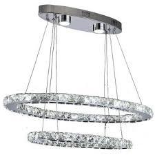 new goods great popularity k9 crystal metal crystal chandelier led type ac90v 265v