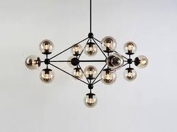 lighting globes glass. 10 Easy Pieces: Modern Glass Globe Chandeliers Lighting Globes