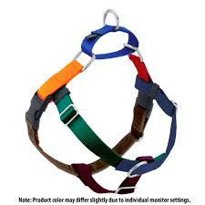 Two Hound Design Harness Jellybean Spice Freedom No Pull Dog Harness
