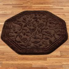 wexford nylon octagon rug 4 octagon