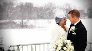 Beautiful Winter Wedding In Hinsdale Illinois Youtube