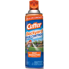 Cutter Backyard Mosquito and Bug Control 16-oz Fogger