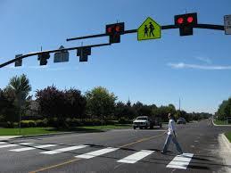 What Is A Hawk Light Pedestrian Hybrid Beacons Hawk Signals Explained