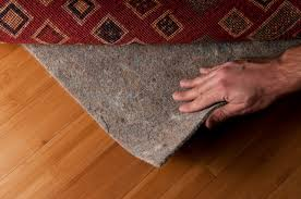 what are the best rug pads for hardwood flooring