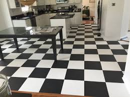 armstrong alterna tile in checker board pattern