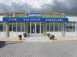 Balıkesir Merkez Havaalanı