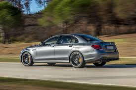 Mercedes-AMG E63 S 4Matic (2017) Launch Review - Cars.co.za