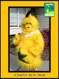2 year old lilyan a sneetch dr seuss book characters costume