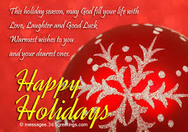 Holiday Greetings Quotes Best Happy Holiday Wishes Greetings And Messages 48greetings