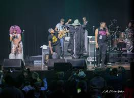 george clinton and the parliament funkadelic st the motor city sound board theater