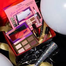 sephora free tarte cosmetics glam goos set birthday gift