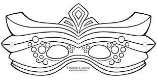 #mardigras #holidays #freeprintables #homeschool #homeschooling. Free Mardi Gras Mask Templates For Kids And Adults