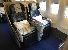 Egyptair Seating Chart Review London To Cairo In Egyptair 777 300 Business Class