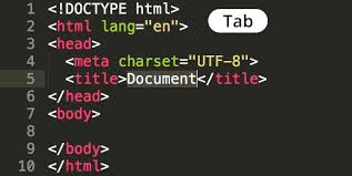 Quickly Start an HTML File in Sublime Text | Noble Blog