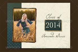 20 Fantastic Psd Graduation Announcement Templates Free Premium