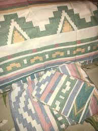 westpoint stevens sheet set westpoint stevens southwestern patterned pastel queen sheet set