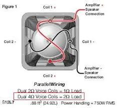 wiring 4 ohm wiring diagram 4 image wiring diagram and similiar dual coil wiring diagram keywords besides subwoofer wiring diagrams also subwoofer speaker wiring diagrams kicker