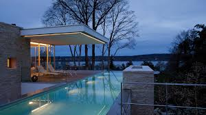 Modern house with infinity pool near Lake Starnberg Germany 10