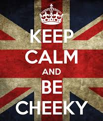 Image result for cheeky