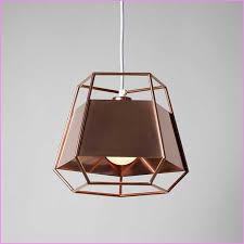 diy wire pendant light