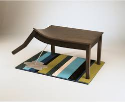 funky furniture. bad table showing imaginative result of the creative process funky furniture p