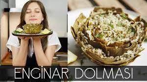 Zeytinyağlı Enginar Dolması nasıl yapılır? | Merlin Mutfakta Yemek  Tarifleri - YouTube