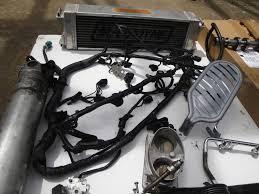 new precision 62 62 twin turbos 80lb injctrs cobra wiring
