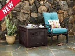 pillow storage. patio chic storage cube | deck boxes pillow