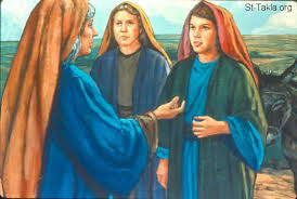 who is naomi in the bible. Fine Who StTaklaorg Image Naomi Suggests That They Turn Back To Their Original To Who Is In The Bible