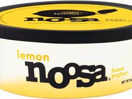 noosa lemon yoghurt