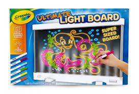 Walmart Light Pad Crayola Ultimate Light Board Drawing Tablet Gift For Kids