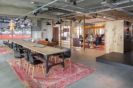 Warehouse office design Raw Warehouse Office In Amsterdam Pinterest Nov 29 Warehouse Office In Amsterdam Work Space Pinterest