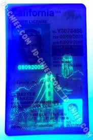 Id Vertical California Maker Id-chief Light Uv Black Fake