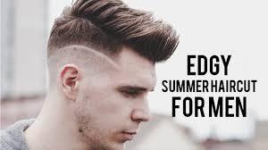 best men s summer haircut 2017 edgy textured quiff