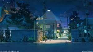 Night Japan Street [3840x2160] : wallpapers