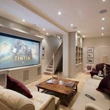 basement design ideas. small basement design ideas, pictures, remodel, and decor. game room/media ideas t