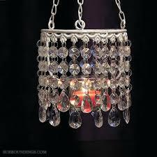 tea light chandelier tea light chandelier diy