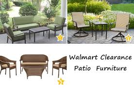 Patio Furniture Impressive Walmart Clearance Outdoor From 69 Kasey