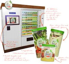Healthy Vending Machines Sydney Delectable All Real Food Healthy Vending Machines