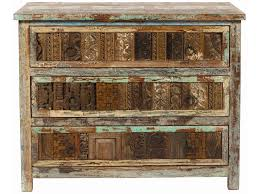Classic home furniture reclaimed wood Beautiful Classic Home Vintagevintage Print Block Drawer Chest John Schultz Classic Home Vintage 59912175 Print Block Drawer Chest John