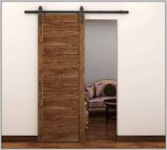premiumsliding barn door kit home depot
