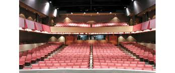 Clark State Performing Arts Center Seating Chart Facility Clarke Theatre33700 Prentis Ave Mission