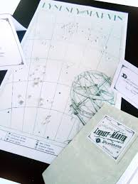Star Chart Book Vintage Star Chart Wedding Guest Book Alternative Old