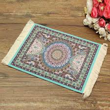 custom printed rugs home design ideas and pictures persian rug mouse pad custom bohemian style mouse mat high definition printing computer game mouse home